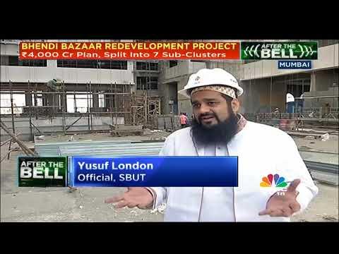 Bhendi Bazaar slum redevelopment project