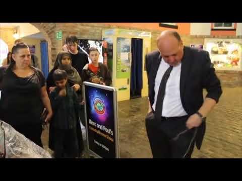 Saturn Magic -Ring Flash by Paul Roberts video DOWNLOAD
