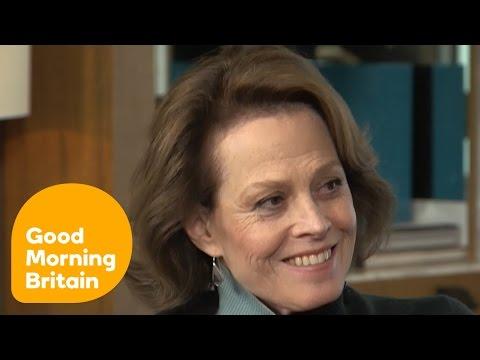 Is Sigourney Weaver Returning to Alien? | Good Morning Britain