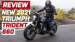 New 2021 Triumph Trident 660 R…