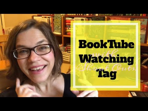 BookTube Watching Tag