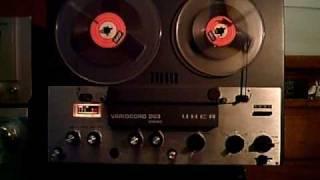 Uher Variocord 263 stereo reel to reel