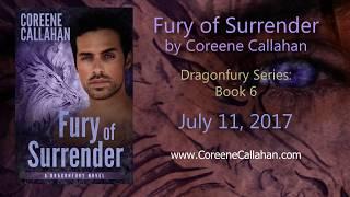 Fury of Surrender (Dragonfury Book 6) - Offical Book Trailer