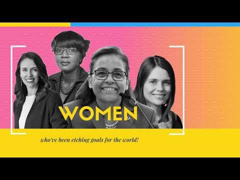Happy International Women's Day 2021 Greetings 8 March; Heroic, Legend Ladies Representation Wi