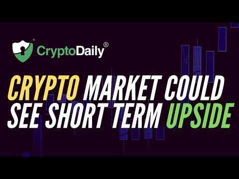 Cryptocurrency: Crypto Market Could See Short Term Upside (October 2019)