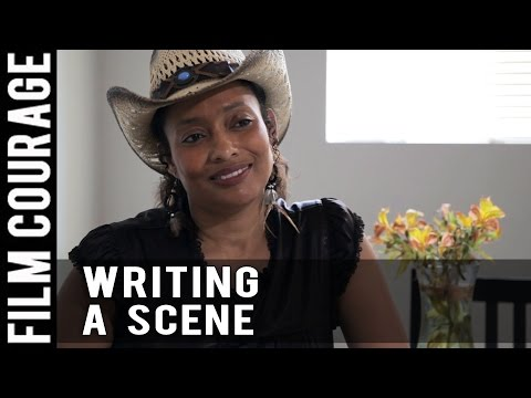 Writing A Great Movie Scene by Tamika Lamison