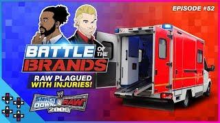 Battle of the Brands #52: A PLAGUE of INJURIES! - UpUpDownDown Plays