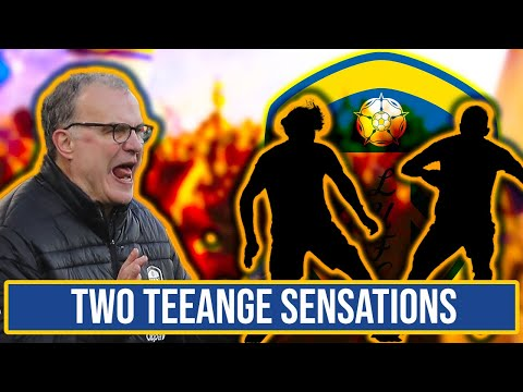 Leeds close in on signing two teen sensations within week