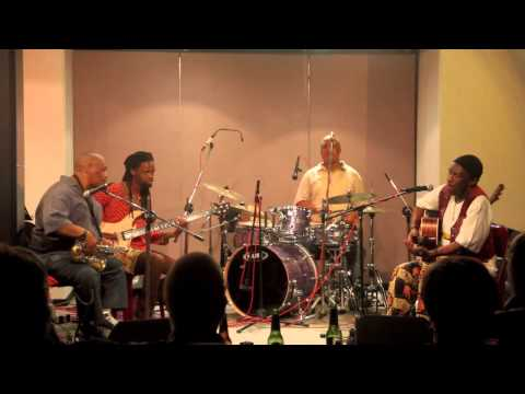 Madala Kunene - 'Bongo' Live @ UKZN Centre for Jazz March 2013
