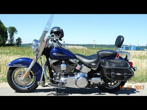Harley Davidson Heritage Softail Classic Twin Cam 96B
