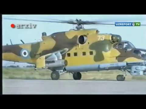 ВВС и ПВО Узбекистана / O'zbekiston qurolli kuchlari