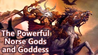 The Most Important and Powerful Gods and Goddess in Norse Mythology  See U in History (Complete)