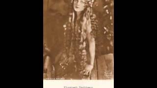 German Soprano Elisabeth Rethberg: Canzonetta ~ Ich liebe dich (1924)