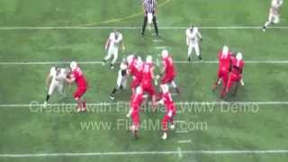 Brandon Castelbuono Marist College- #74- Offensive Guard Highlight Tape