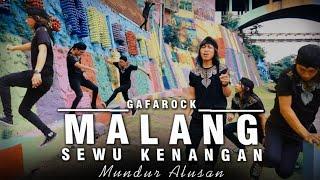 Gambar cover GAFAROCK - MALANG Sewu Kenangan / Mundur Alusan ( Official Music Video )