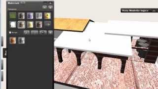 OneRay: Applicare i materiali ad un gruppo di oggetti simili