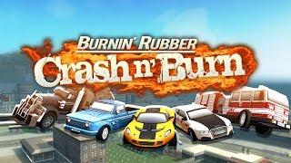 Crash & Burn teaser trailer