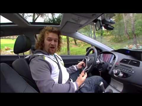 Fifth Gear - Honda Civic 2006