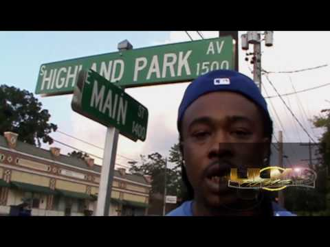 FRANK WHITE LAST INTERVIEW BEFORE GOIN FED(FULL)LIL MO FILMS