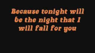 Secondhand Serenade - Fall For You With Lyrics!