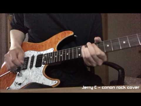 jerry c   canon rock