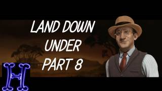 Civ 6: Land Down Under #8 Trade Routes