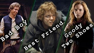 Storycraft: The Bad Boy, the Best Friend, and the Goody Two-Shoes