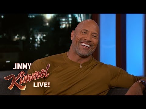 Dwayne Johnson on Rivalry with John Cena