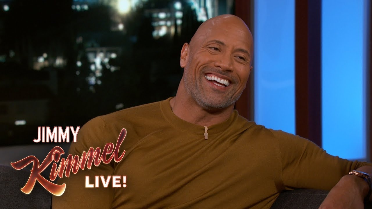 Dwayne 'The Rock' Johnson Says He and John Cena Had 'Real Issues