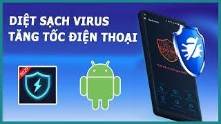 Ứng dụng diệt virus tăng tốc điện thoại tốt nhất cho android | Ghiền smartphone screenshot 3