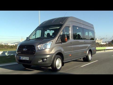 Ford Argentina presentó a la Nueva Transit