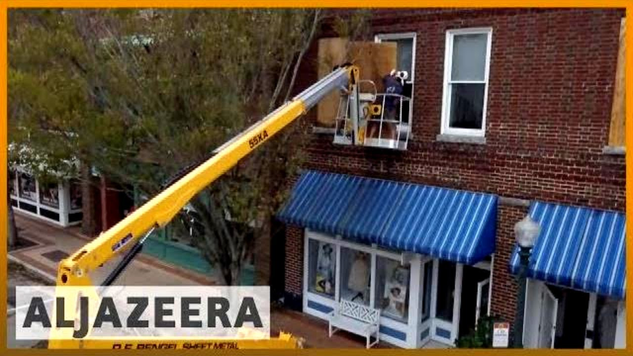 🇺🇸 North Carolina town suffers the brunt of Florence | Al Jazeera English