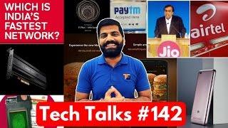 Tech Talks #142 Jio Case on AirTel, Redmi 4A, PayTM Payments Bank, Qualcomm 205 Mobile