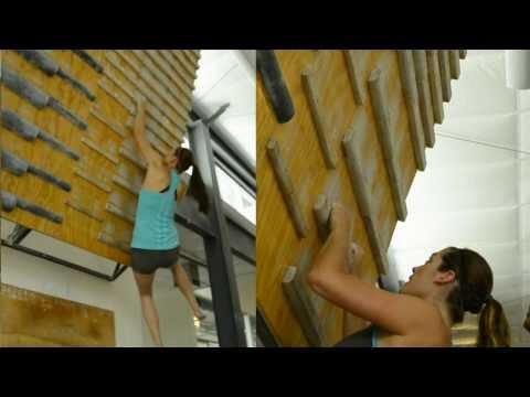 Alex Johnson Training Video