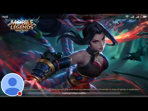 Streaming Mobile Legends: Bang Bang