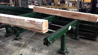 Lumber Tiger Mechanical Resaw