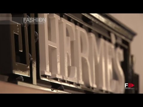 HERMES Boutique New Opening in Via Montenapoleone Milan by Fashion Channel