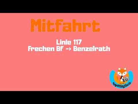 Linie 107/Mitfahrt/Frechen Bf - Benzelrath