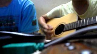 Thái Bình Trong Tôi Sáng Nguyễn Ft Hưng Acoustic Guitar Cover