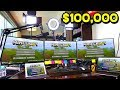 MOOSECRAFT'S $100,000 ULTIMATE GAMING SETUP!