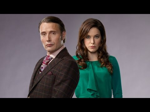 Hannibal - Bryan Fuller, Caroline Dhavernas Season 3 Interview - Comic Con 2014