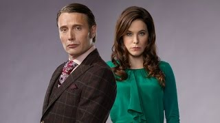 Hannibal - Bryan Fuller, Caroline Dhavernas Season 3 Interview - Comic Con 2014