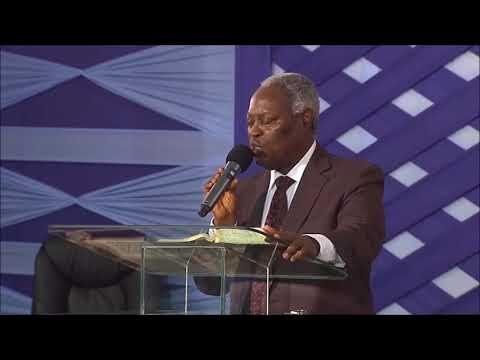 MAN'S SICKNESS THAT EVENTUALLY RESULTED IN GOD'S GLORY - PAS. W.F. KUMUYI