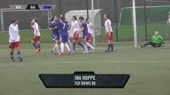 Hamburger SV - TSV DUWO 08 (Regionalliga Nord Frauen) - Spielszenen | ELBKICK.TV