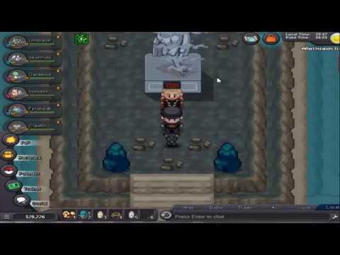 ReYreX vs boss thor (team lv120) - pokemon revolution online