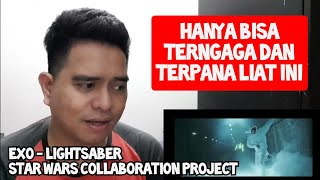 Download lagu [KUPAS] WOW WOW | EXO - LIGHTSABER | STAR WARS Collaboration Project (Reaction)