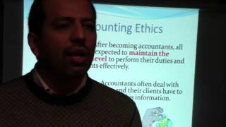 Grade 11 Accounting: Introduction