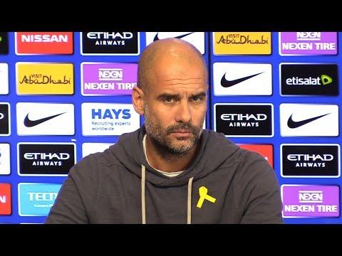 Pep Guardiola Full Pre-Match Press Conference - Huddersfield v Manchester City - Premier League