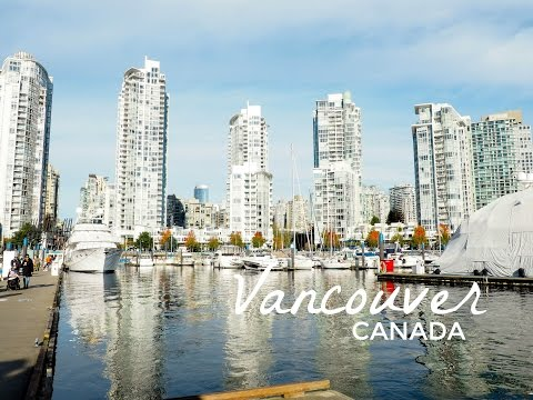 Vancouver in a Weekend // Travel Vlog // CANADA
