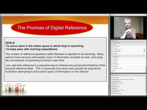 11/15/16 Setting Up a Digital Reference Program Part One